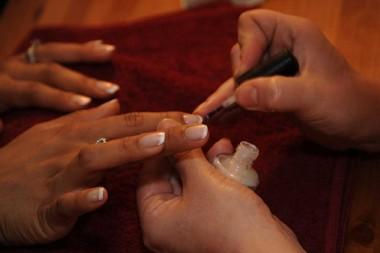French Manicure polish